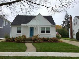Single Family for rent in 1748 WEBSTER Street, Birmingham, MI, 48009