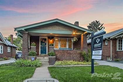 Single-Family Home for sale in 818 Garfield St. , Denver, CO, 80206