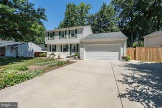 Single Family for sale in 7818 FREEHOLLOW DRIVE, Falls Church, VA, 22042