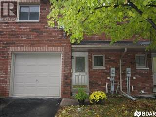 Condo for sale in 7 Quail Crescent, Barrie, Ontario