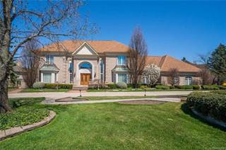 Single Family for sale in 13882 BUCKINGHAM Court, Plymouth, MI, 48170