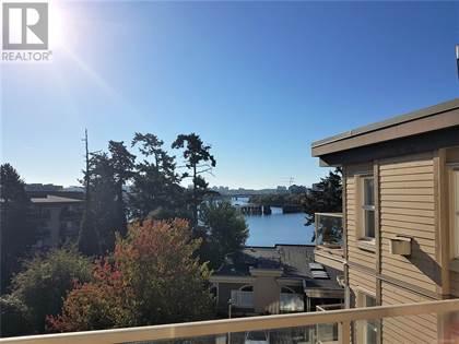 Single Family for sale in 141 Gorge Rd E 401, Victoria, British Columbia, V9A1L1