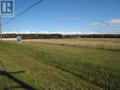 Vacant Land for sale in Lot 08-1 MacEwen Road, Summerside, Prince Edward Island, C1N4H7