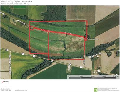 Lots And Land for sale in 0 MCKAY RD, Rosedale, MS, 38769