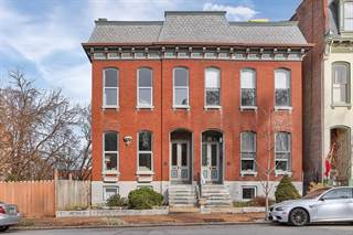 Single Family for sale in 1919 Hickory Street, Saint Louis, MO, 63104