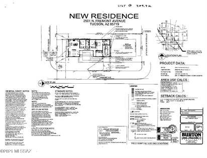 Residential Property for sale in 2501 N Fremont Avenue, Tucson, AZ, 85719