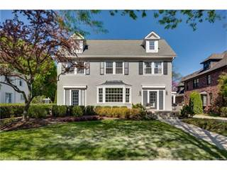 Single Family for sale in 1014 YORKSHIRE Road, Grosse Pointe Park, MI, 48230