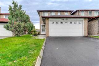 Residential Property for sale in 89 Bedale Cres, Markham, Ontario, L3R3N9
