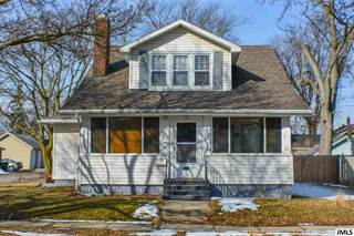 Single Family for sale in 104 N HIGBY, Jackson, MI, 49202