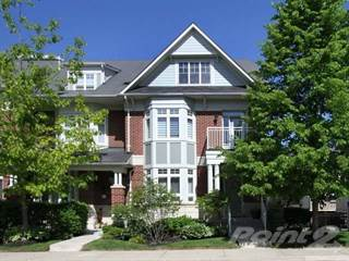 Townhouse for sale in 126 Waterside Dr, Mississauga, Ontario