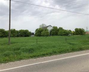 Land for sale in 000 FOWLERVILLE, Handy, MI, 48836