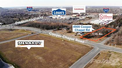Retail Property for sale in 4909 Cooper Chapel Road, Louisville, KY, 40229