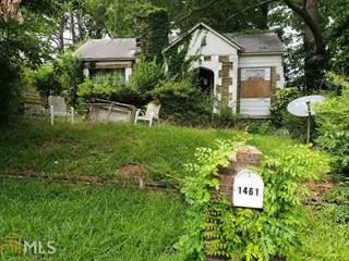 Single Family for sale in 1461 Ezra Church Dr, Atlanta, GA, 30314