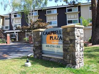 Apartment for rent in Campbell Plaza Apartments - 1-Bedroom, 1-Bathroom, Campbell, CA, 95008