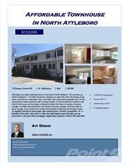 Condo for sale in 13 Dexter Street # 5, North Attleborough Center, MA, 02760