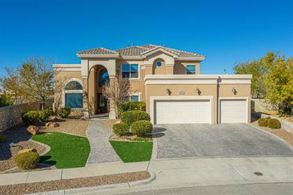 Residential Property for sale in 6325 FRANKLIN crest Drive, El Paso, TX, 79912