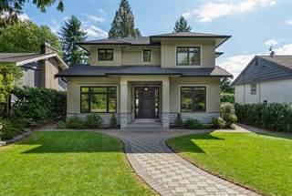 Single Family for sale in 1032 LAWSON AVENUE, West Vancouver, British Columbia, V7T2E2