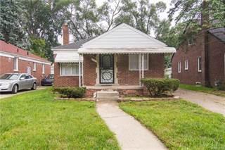 Single Family for sale in 20276 ROSEMONT Avenue, Detroit, MI, 48219
