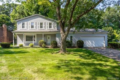 Residential Property for sale in 633 S Spartan Drive S, Rochester Hills, MI, 48309