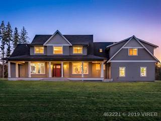 Single Family for sale in 3100 HAMM ROAD, Black Creek, British Columbia, V9J 1B4