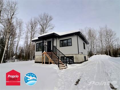 Residential Property for sale in 200 Rue Marguerite-Bourgeoys, Val-d'Or, Quebec, J9P4N7