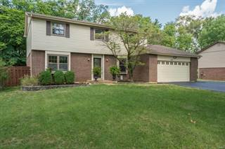 Single Family for sale in 293 Amber Jack Drive, Ballwin, MO, 63021