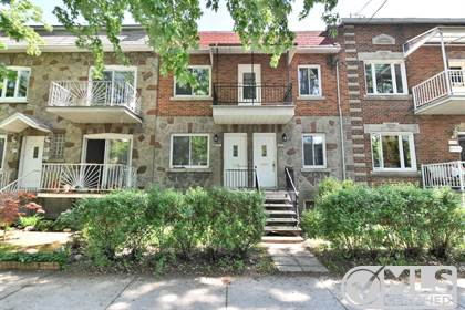 Multifamily for sale in 6853-6855 Rue Garnier, Montreal, Quebec
