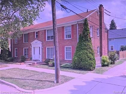Multifamily for sale in 2423 2ND Street, Wyandotte, MI, 48192