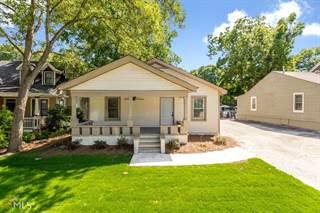 Single Family for sale in 1312 Mercer Ave, East Point, GA, 30344