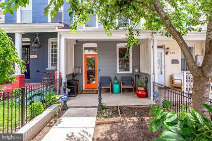 Residential Property for sale in 536 NEWTON PL NW, Washington, DC, 20010