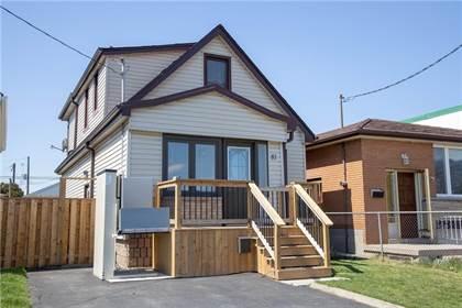 Single Family for sale in 81 REID Avenue N, Hamilton, Ontario, L8H6E2