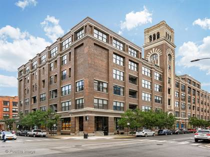 Residential Property for sale in 1000 West WASHINGTON Boulevard 515, Chicago, IL, 60607