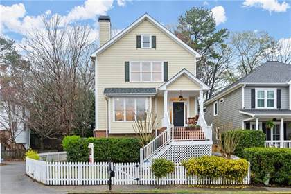 Residential for sale in 2163 Whittier Place NW, Atlanta, GA, 30318