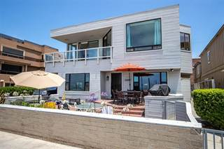 Single Family for sale in 2847 Ocean Front Walk, San Diego, CA, 92109