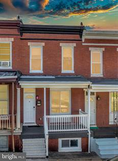 Residential Property for sale in 517 W 28TH STREET, Baltimore City, MD, 21211
