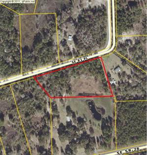 Lots And Land for sale in Lot 37 81st Pl, Trenton, FL, 32693