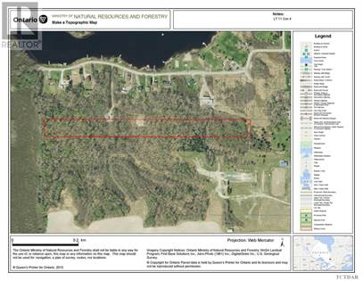 Vacant Land for sale in PCL 24303 Farrah AVE, Charlton and Dack, Ontario