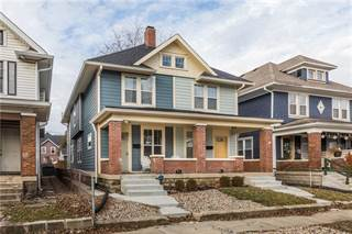 Single Family for sale in 1026 South Randolph Street, Indianapolis, IN, 46203