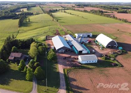 Farm And Agriculture for sale in 1242 / 1246 Kingston Rd, Kingston, Prince Edward Island, C0A1H9