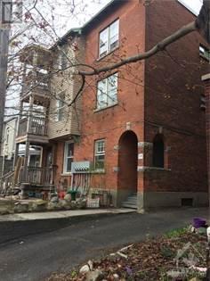 Multi-family Home for sale in 514-516 BAY STREET W, Ottawa, Ontario, K1R6B3