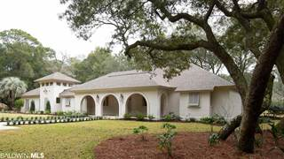 Single Family for sale in 18204 Quail Run, Point Clear, AL, 36532