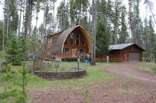 Single Family for sale in 164 West Wagon Wheel Court, Seeley Lake, MT, 59868