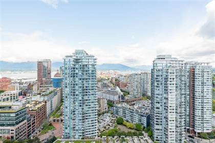 Single Family for sale in 131 REGIMENT SQUARE 2901, Vancouver, British Columbia, V6B1X6