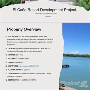 Lots And Land for sale in Carr. num. 2, Ponce, Encarnacion, PR, 00624