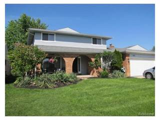 Single Family for sale in 7060 EPPING Drive, Canton, MI, 48187
