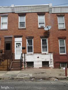 Residential Property for sale in 853 E THAYER STREET, Philadelphia, PA, 19134