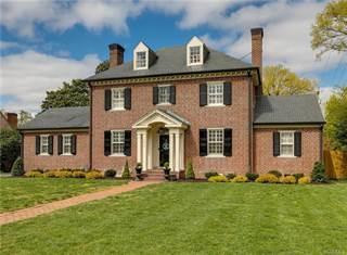 Single Family for sale in 3812  Dover Rd, Richmond, VA, 23221