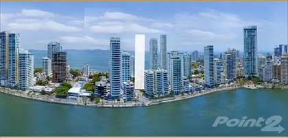 Condominium for sale in Venta apartamentos para estrenar con vista al mar, Castillogrande   I-8, Cartagena De Indias, Bolivar