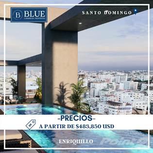 Residential Property for sale in COZY CONDOS - SANTO DOMINGO - MODERN TOWER - 3 BEDROOM - STRATEGIC LOCATION, Santo Domingo, Santo Domingo