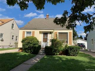Single Family for sale in 846 CLOVERLAWN Boulevard, Lincoln Park, MI, 48146